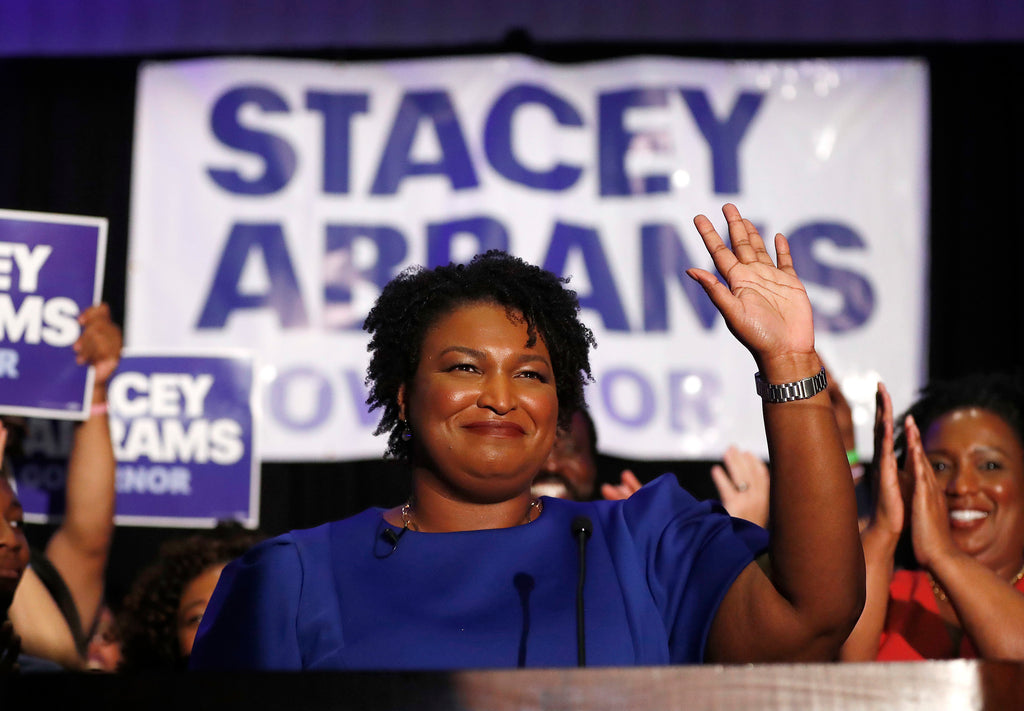 A History-Making Moment: Stacey Abrams Wins Democratic Primary For Georgia Governor