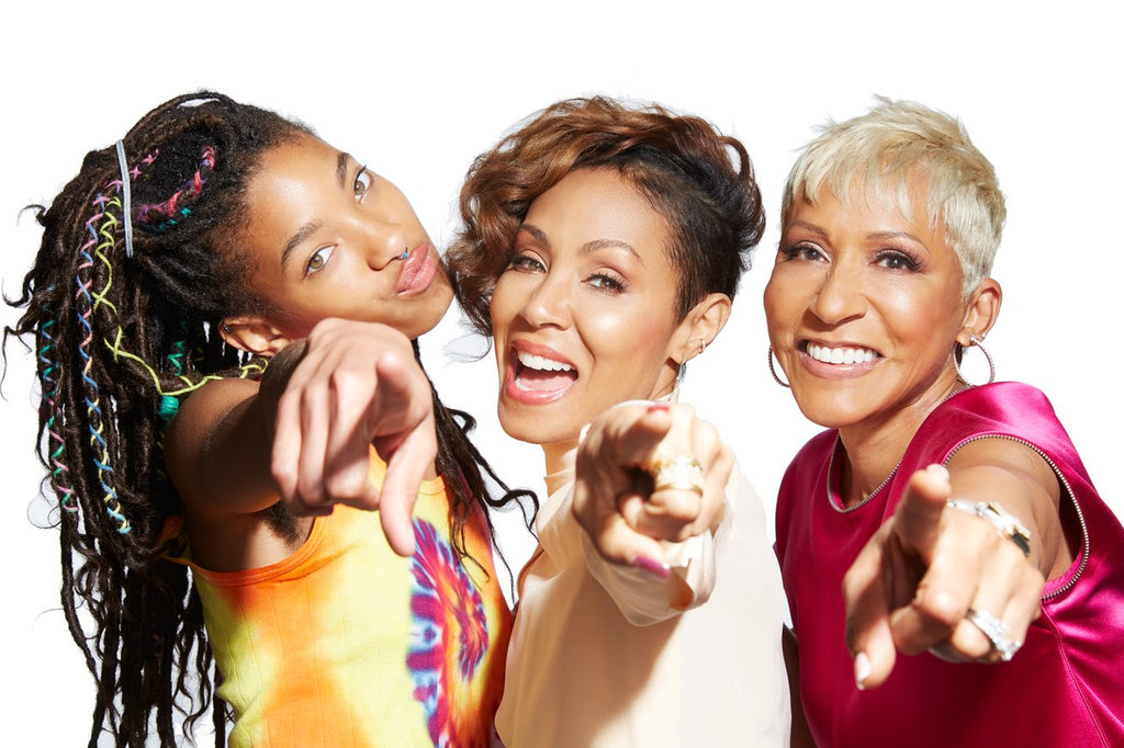Jada Pinkett Smith's 'Red Table Talk' Just Got 13 More Episodes On Facebook Watch