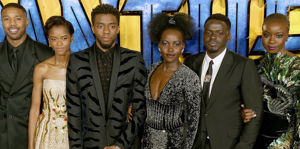 The King Is Here: 'Black Panther' Just Broke Another Record