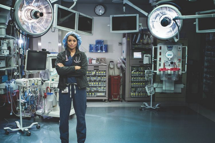 How Muscs First Black Woman Anesthesiologist Is Inspiring -1954