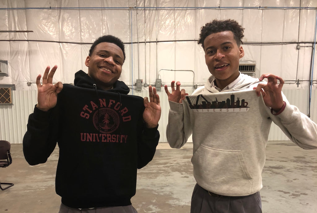 Stanford And Harvard: These Two Brothers Got Accepted Into Their Dream Schools Within Days Of Each Other
