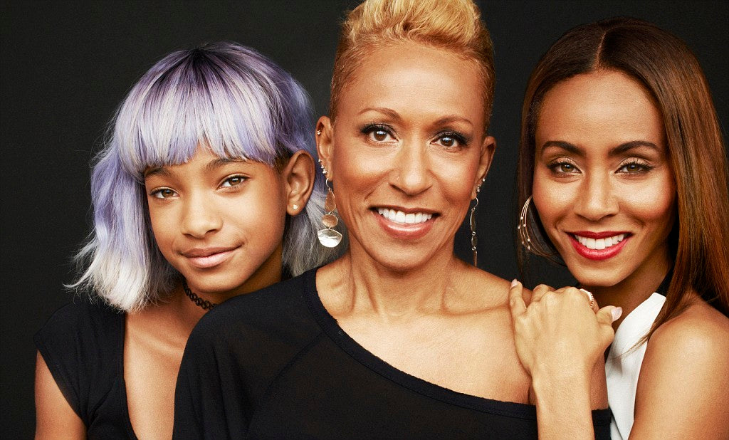 Jada Pinkett Smith Will Co-Host New Facebook Talk Show With Her Daughter Willow And Mom Adrienne