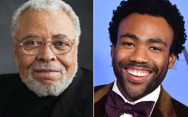 So This Is Happening! James Earl Jones And Donald Glover Set To Star In Disney's 'Lion King' Remake