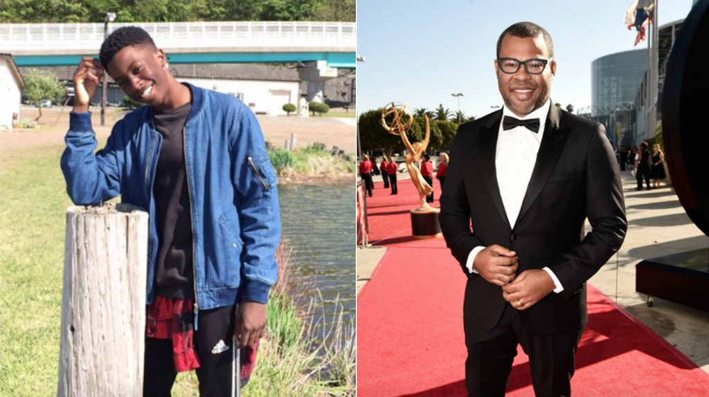Twitter Might Have Just Helped This Talented High Schooler Land A Major Opportunity With 'Get Out' Director Jordan Peele