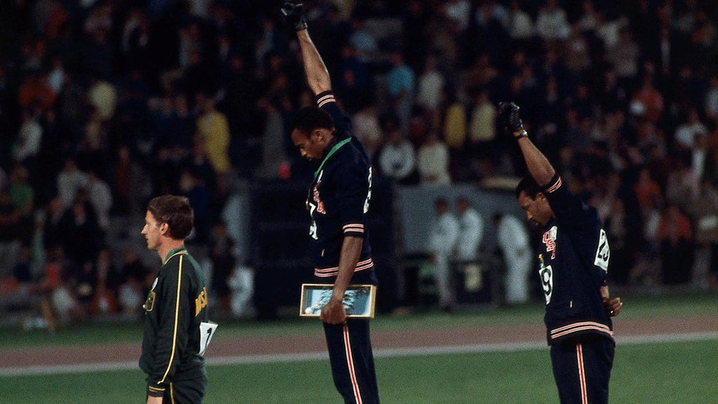 Jesse Williams And John Legend Producing Documentary On Historic 1968 Olympic Protest