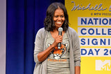Michelle Obama Continues To Celebrate Students Who Are Reaching Higher