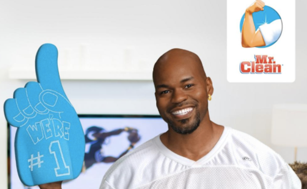 There's A New Mr. Clean In Town And It's A Black Man