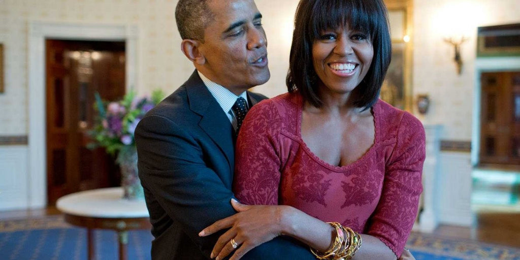 Read Barack and Michelle Obama's Sweet Valentine's Day Message To Each Other