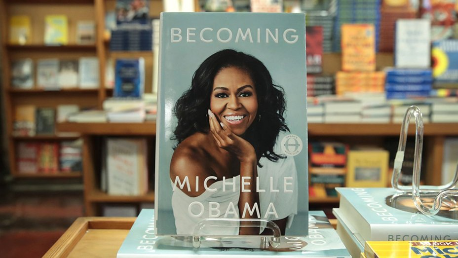 Michelle Obama's Memoir Sells More Than 725,000 Copies, 'Becoming' One Of The Year's Biggest Debuts