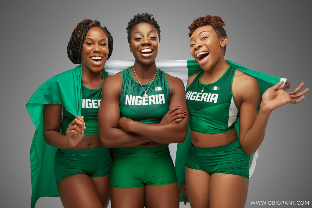 Nigerian Women's Bobsled Team To Make History At The Winter Olympics