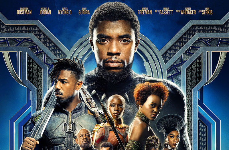 There's A New 'Black Panther' Trailer And It's Absolutely Glorious