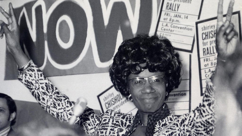 Watch Shirley Chisholm Announce Her Bid For The U.S. Presidency, 45 Years Ago Today