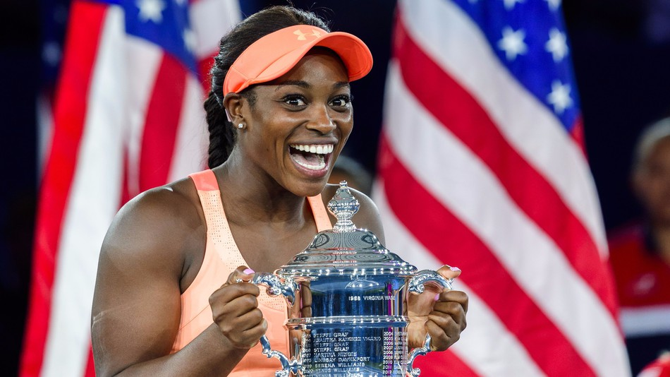 Sloane Stephens Named WTA's Comeback Player Of The Year