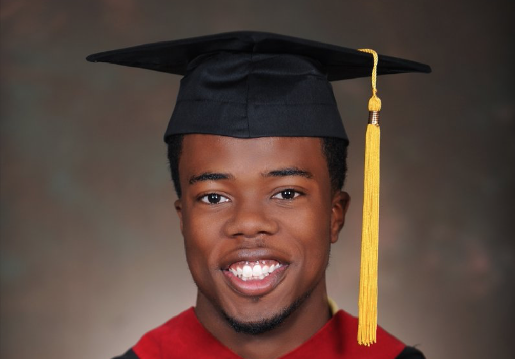 19-Year-Old Ronald McCullough, Jr. Will Be Graduating From College Two Years Early
