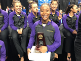 Watch LSU Gymnast Kennedi Edney Become A National Champion On The Vault