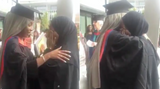 Video: The Reason Behind This Mother's Emotional Reaction At Her Daughter's Graduation Will Have You Reaching For A Tissue