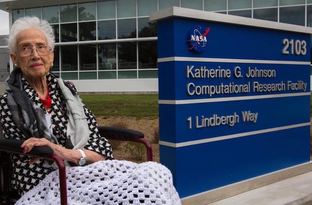 It's Official: The Katherine Johnson Building Is Now Open At NASA Langley Research Center