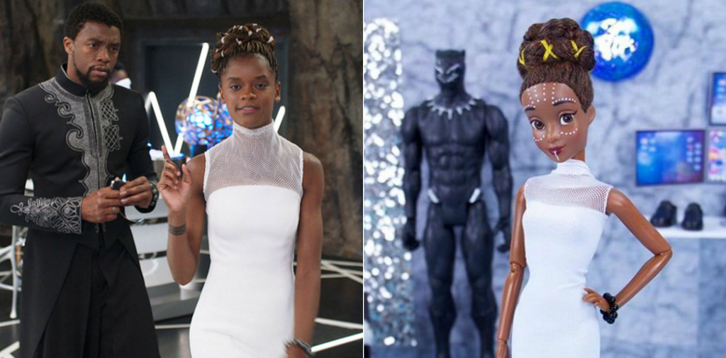 Wakanda Forever: This Mother-Daughter Duo Made A Custom Princess Shuri Doll