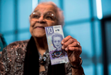 Canada's New $10 Bill Featuring Civil Rights Pioneer Viola Desmond Makes Its Debut