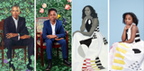 These Two Siblings Channeled Their Inner Barack and Michelle Obama For A Recreation Of Their Official Portraits