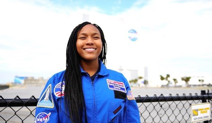 14-Year-Old Aspiring Astronaut Raises More Than Enough Money To Send 1,000 Girls To See 'A Wrinkle In Time'