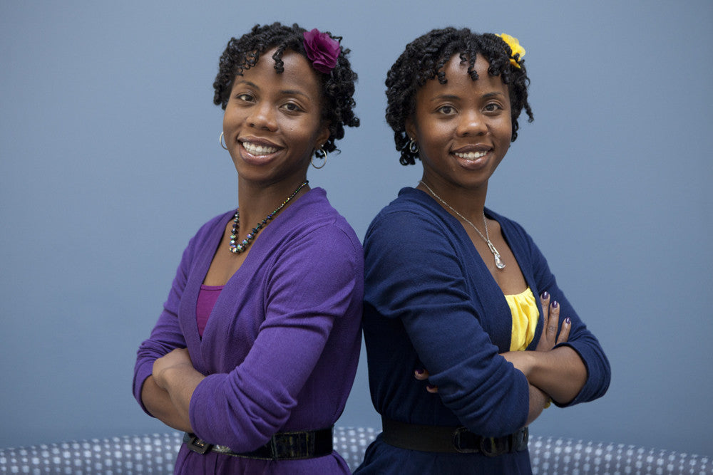 #WCW: Meet Twin Sister Scientists Astin and Aftin Ross