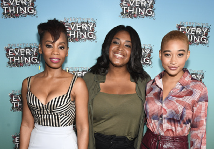 Stella Meghie: The Director Behind All The Black Girl Magic In 'Everyt – BECAUSE OF THEM, WE CAN
