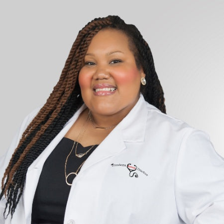 Sonia Lewis, the student loan doctor