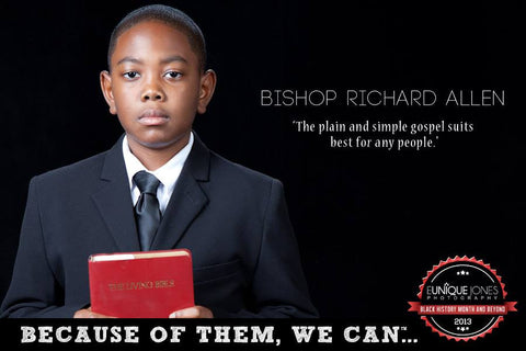 Bishop Richard Allen