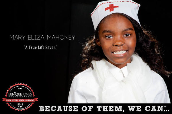 a biography of mary eliza mahoney the first black nurse in the united states of america In honor of black history month, i wanted to write a post highlighting an african american nurse leader: mary eliza mahoney ms mahoney was the first african american to earn a nursing degree and practice as a professional nurse.