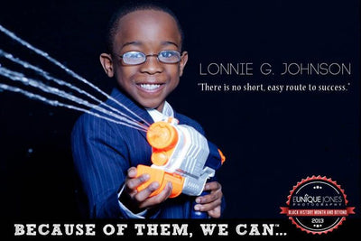 Lonnie G. Johnson