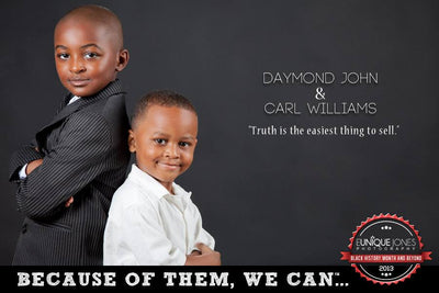 Daymond John & Carl Williams