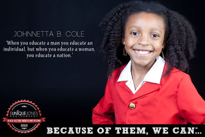 Dr. Johnnetta B. Cole