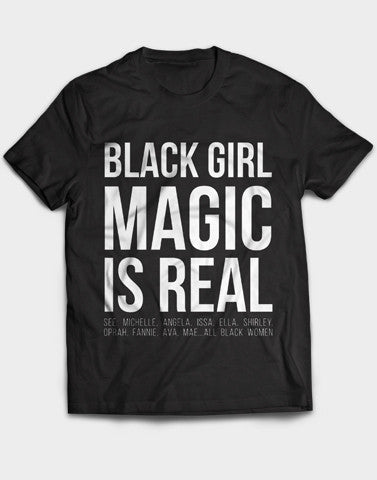 Black Girl Magic is Real