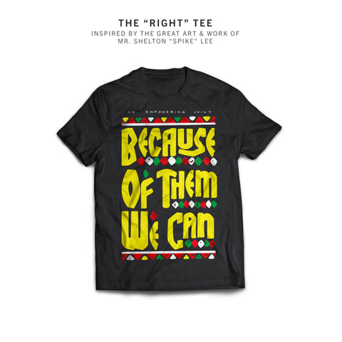 "The ""Right"" Tee"