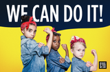 Rosie the Riveter - We Can Do It
