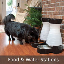 Food & Water Stations