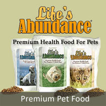 Lifes Abundance Premium Pet Food