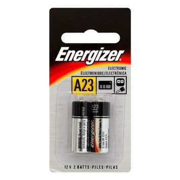 Energizer A23 12-Volt Battery 2-Pack