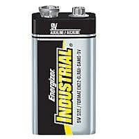 9-Volt Battery (1-Pack)