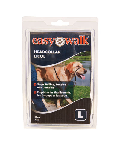 GL-Q-HC-L-BLK PetSafe® Gentle Leader® Headcollar- Large, Black Image