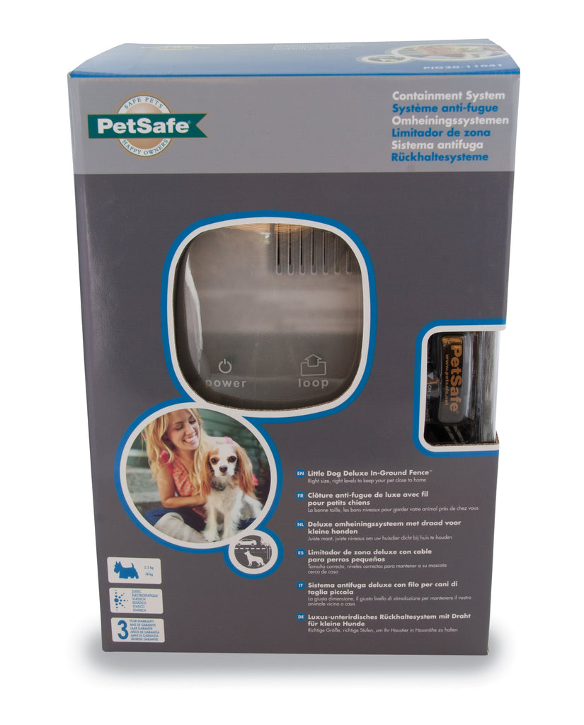 PIG20-11041 PetSafe® Elite Little Dog In-Ground Fence™ Packaging