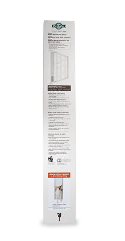 PPA11-13135 PetSafe® Freedom™ Patio Panel-Medium, White Image