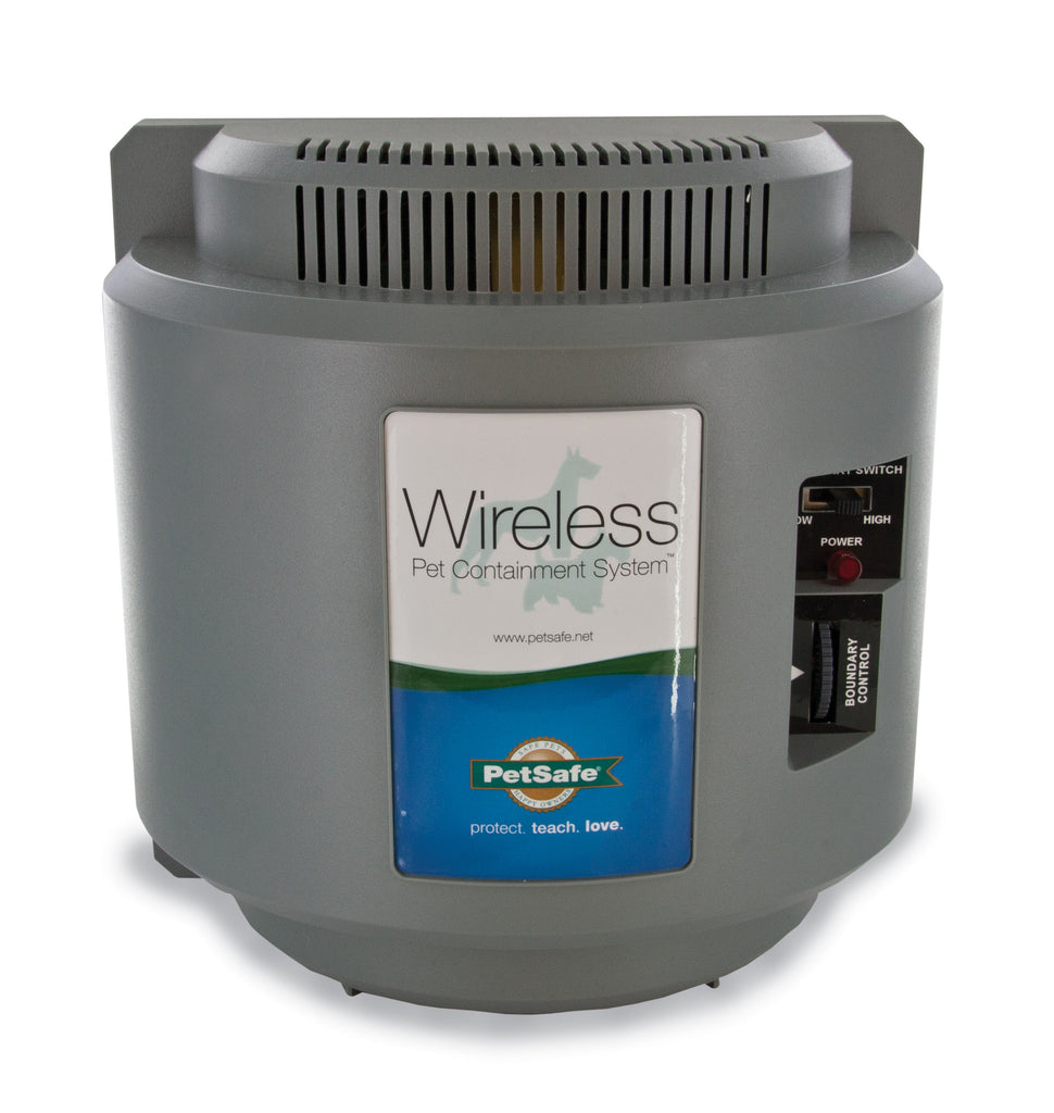 Wireless Pet Fence Containment System Transmitter