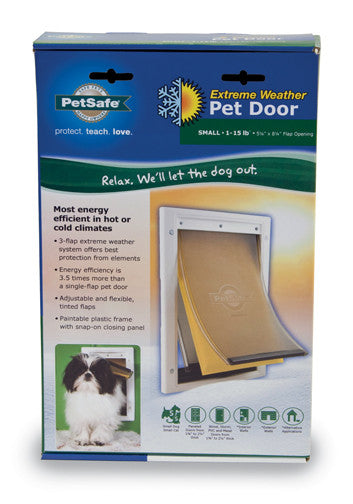 PPA00-10984 Extreme Weather Pet Door™- Small