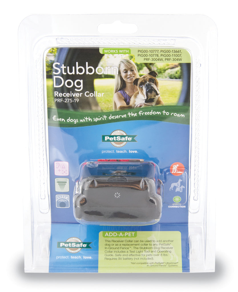 PRF-275-19 PetSafe® Stubborn Dog In-Ground Receiver Collar