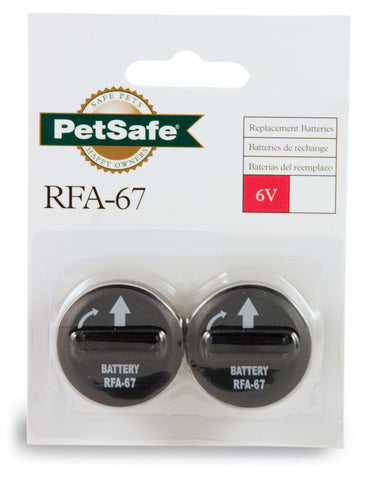 6-Volt Battery RFA-67D-11 (2-Pack)