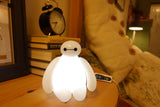 White Valentine's Day Big Hero 6 Hearted Baymax LED Nightlight , Disney - Fantasyusb Store