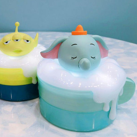 Disney Au Lait Cafe Dumbo Jewelry Box