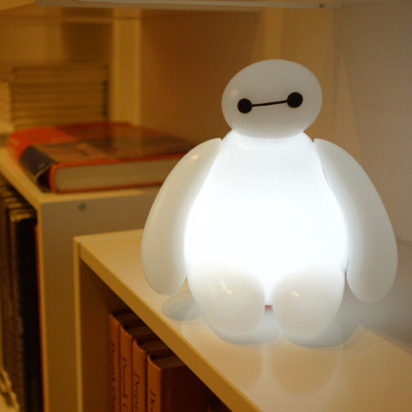 Big Hero 6 Baymax USB LED Lamp Nightlight , Disney - Fantasyusb Store